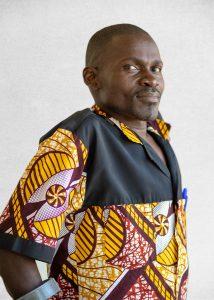 Mr. Apollo Mukasa